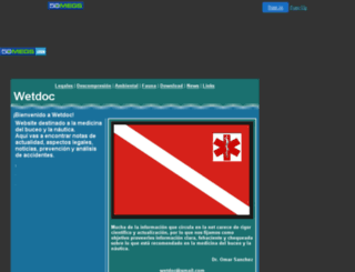 wetdoc.5u.com screenshot