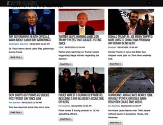 wethealliance.com screenshot