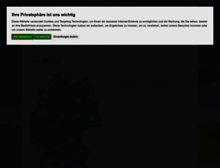 wetter.net screenshot