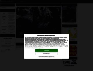 wetterzentrale.de screenshot