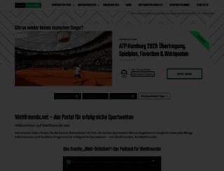 wettfreunde.net screenshot