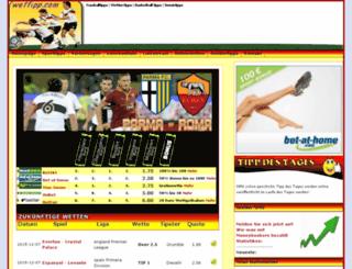 wettipp.com screenshot