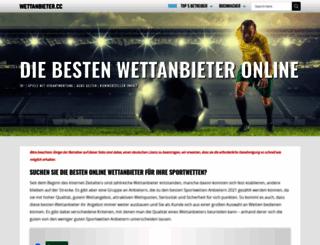 wettseiten.info screenshot