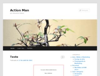 wevertonnaves.com.br screenshot