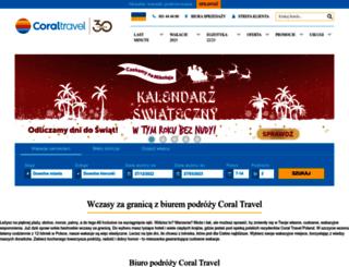 wezyrholidays.pl screenshot