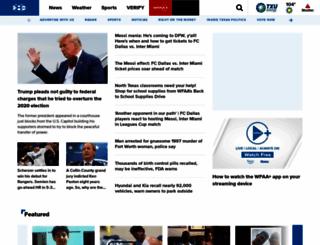 wfaa.com screenshot