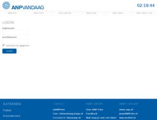 wfadatabank.nl screenshot