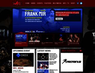 wfc.si screenshot