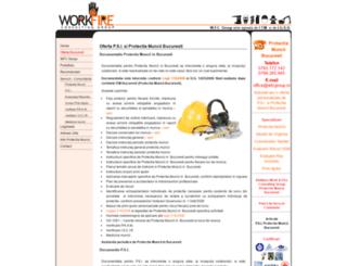 wfcgroup.ro screenshot