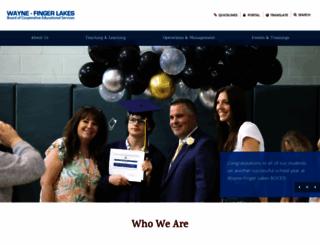 wflboces.org screenshot