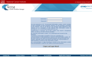 wfm.ctsu.org screenshot