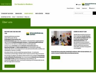 wfs.sachsen.de screenshot