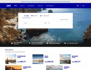 wftc2-sas.e-travel.com screenshot