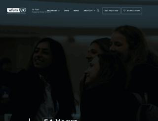 wfuna.org screenshot