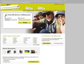 wg.immowelt.de screenshot