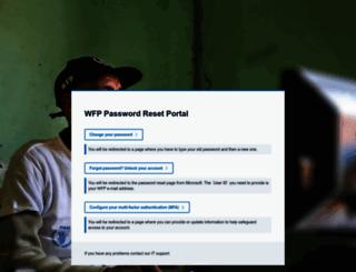 wga.wfp.org screenshot