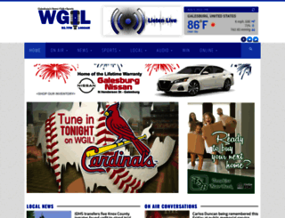 wgil.com screenshot