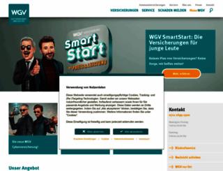 wgv.de screenshot