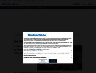 wharfedaleobserver.co.uk screenshot