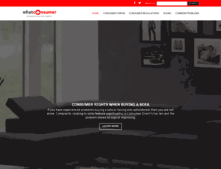 whatconsumer.co.uk screenshot