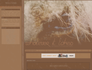 whateverittakes.b1.jcink.com screenshot