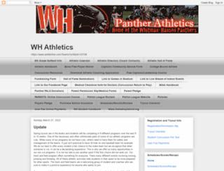 whathletics.com screenshot