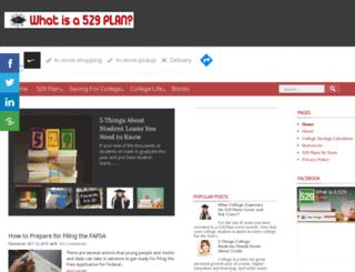 whatisa529plan.com screenshot
