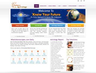 whatishoroscopes.com screenshot