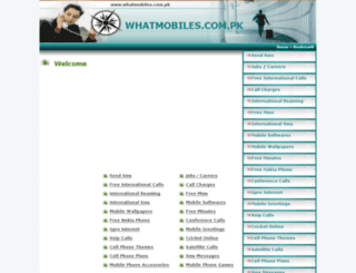 whatmobiles.com.pk screenshot