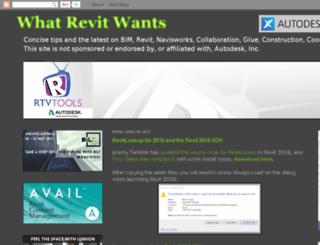 whatrevitwants.blogspot.com screenshot