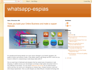 whatsapp-espias.blogspot.mx screenshot