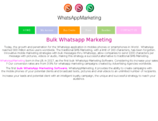 whatsapp-sender.com screenshot