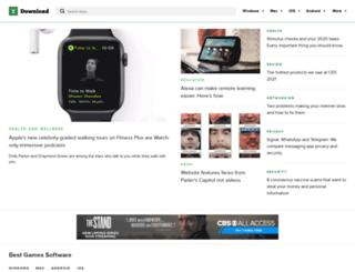 whatsapp.download.com screenshot