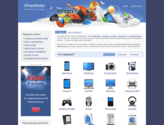 whatsbetter.ru screenshot