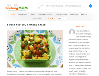 whatscookingmom.in screenshot