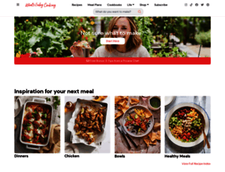 whatsgabycooking.com screenshot