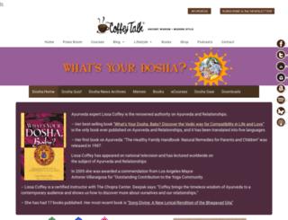 whatsyourdosha.com screenshot