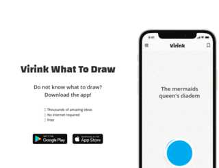 whattodraw.virink.com screenshot