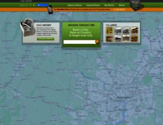 whatwasthere.com screenshot