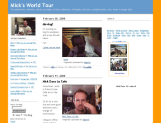 wheel.blogs.com screenshot