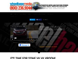 wheelbase.ws screenshot