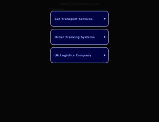 wheelcouriers.co.uk screenshot