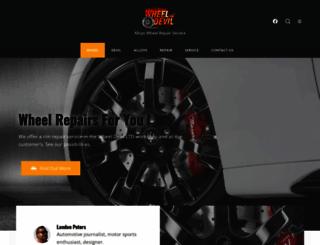 wheeldevil.co.uk screenshot