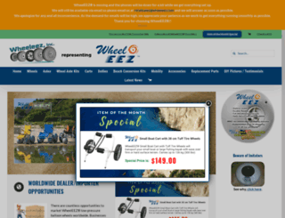 wheeleez.com screenshot