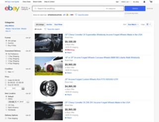 wheelexecutives.com screenshot