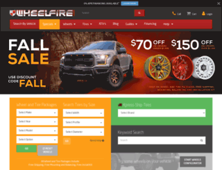 wheelfire.com screenshot