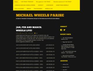 wheelslive.wordpress.com screenshot