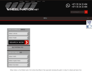 wheelsrimsntyres.com screenshot