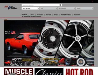wheelvintiques.com screenshot