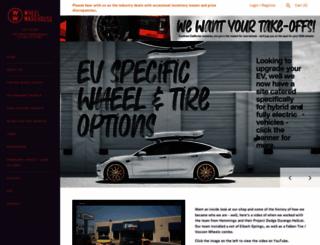 wheelwarehouse.com screenshot